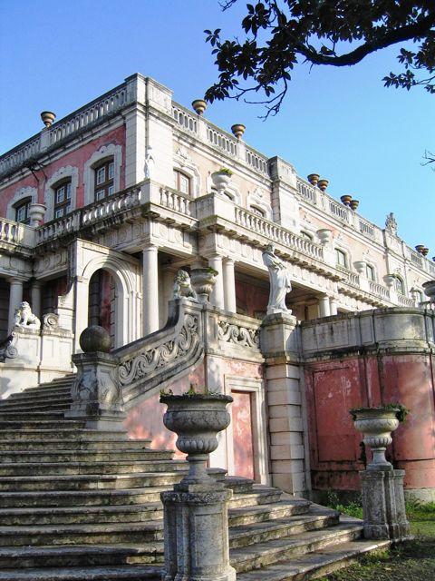 Queluz Palace, Sintra, Portugal, memoir, First You Let it Go, fado