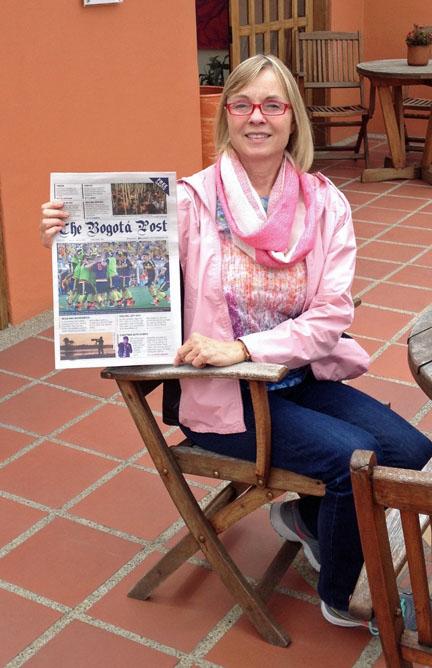 Sylvia Renfro Bogota