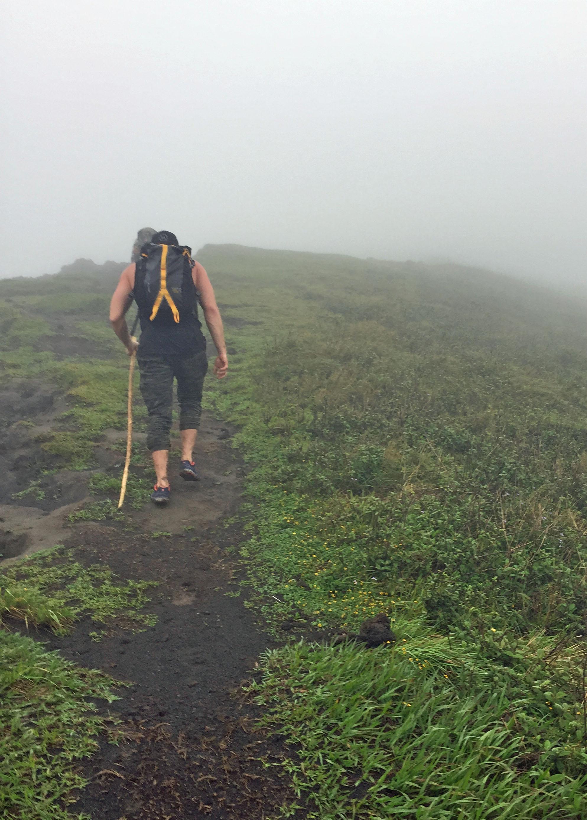 Ometepe Concepcion Hiking Nicaragua