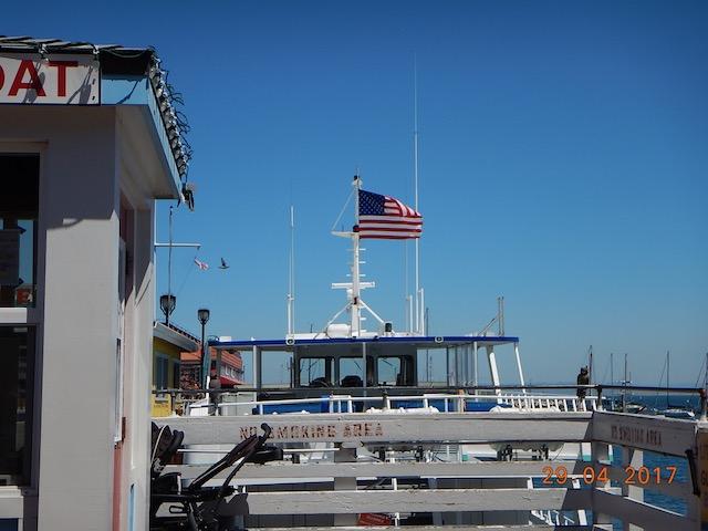 San Francisco Bay Area - Monterey Pier