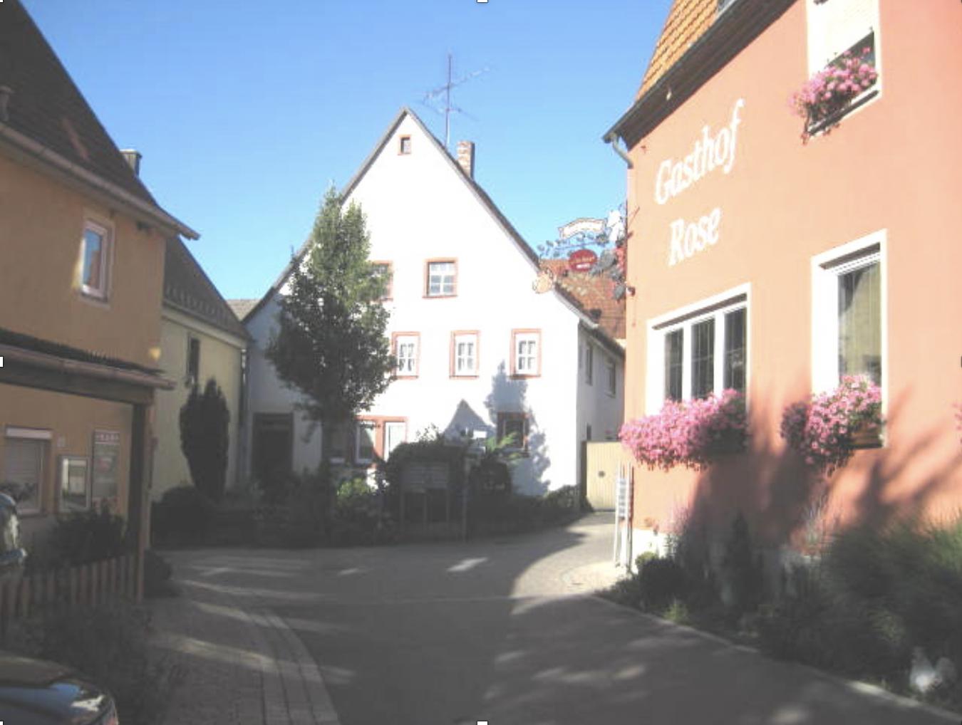 Street view of Obereisenheim