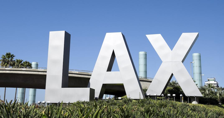 San Francisco Bay Area - LAX