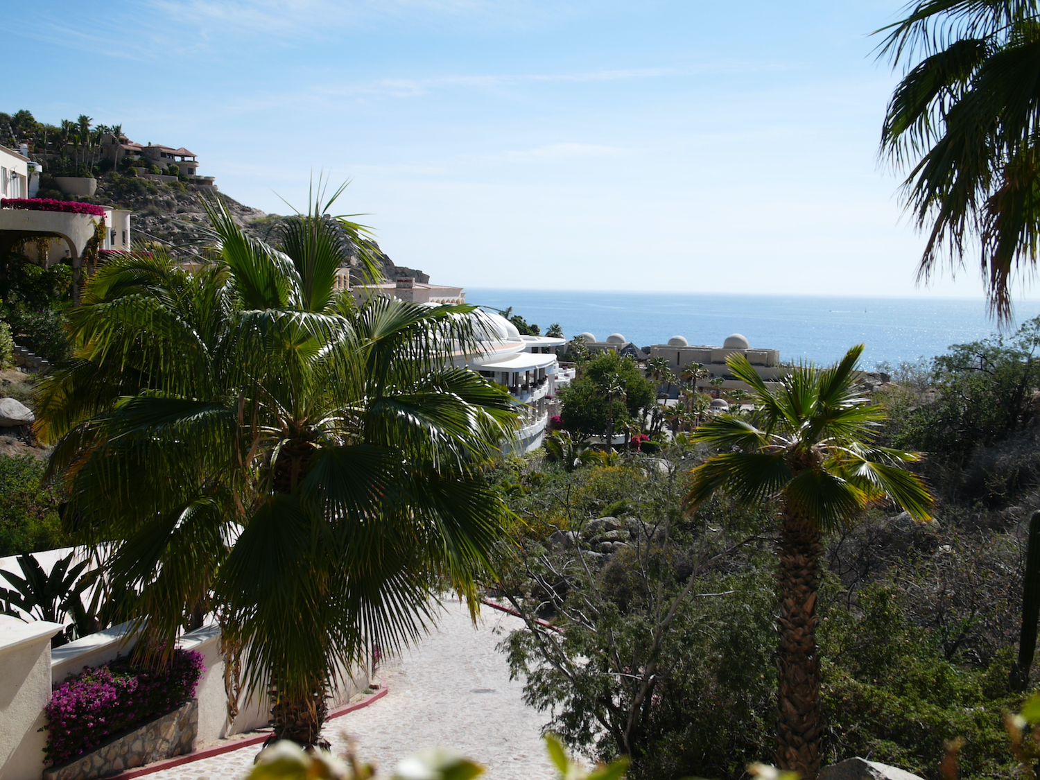 view of Pedregal, Cabo, Mexico