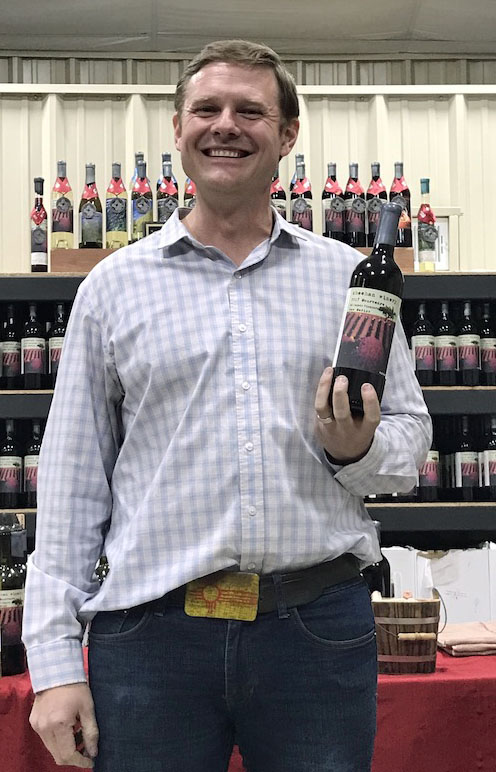 Sean Sheehan, Sheehan Winery, Albuquerque, New Mexico