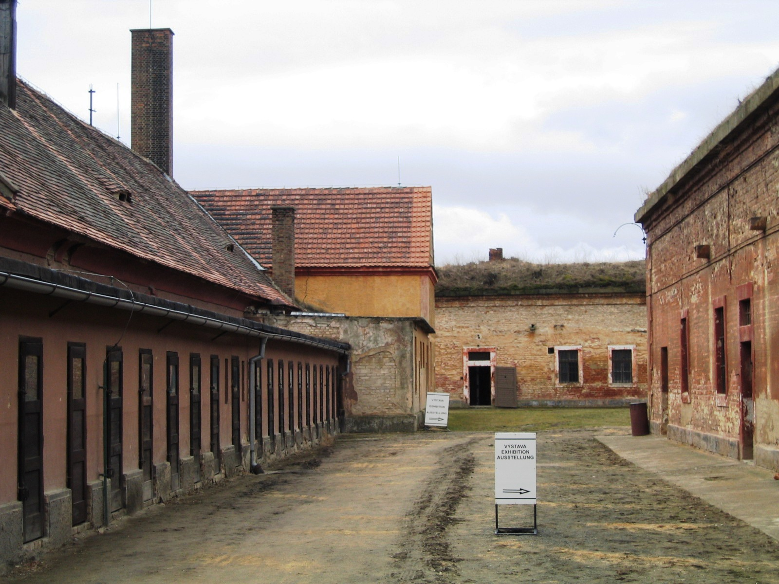 Pilgrimage to Terezin