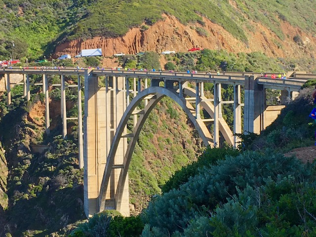 San Francisco Bay Area - Bixby Bridge