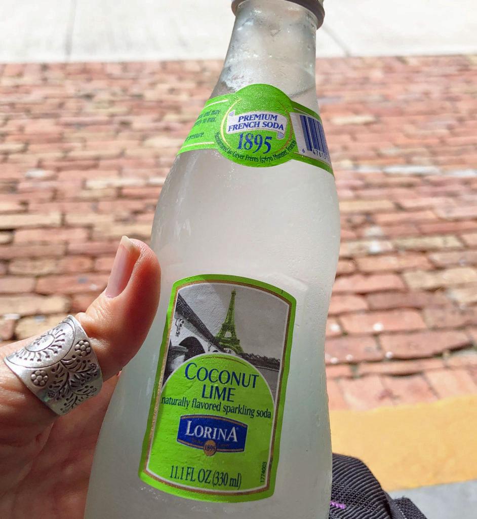 Coconut-lime, Key West, Forida