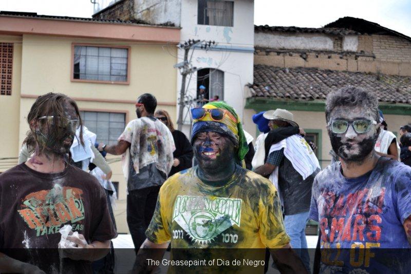 Blancos y Negros Carnival