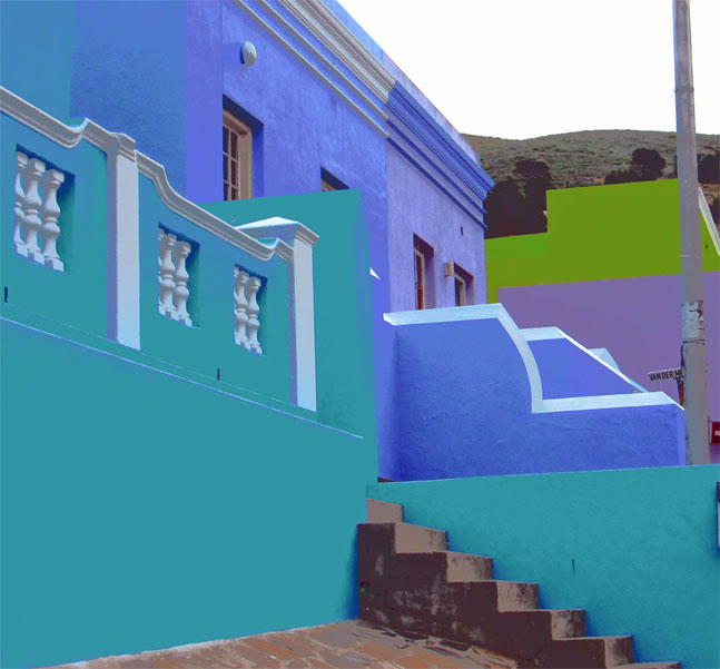 Bo-Kaap, South Africa, Chili Bites, Dhaltjies, recipe, cooking, colorful houses