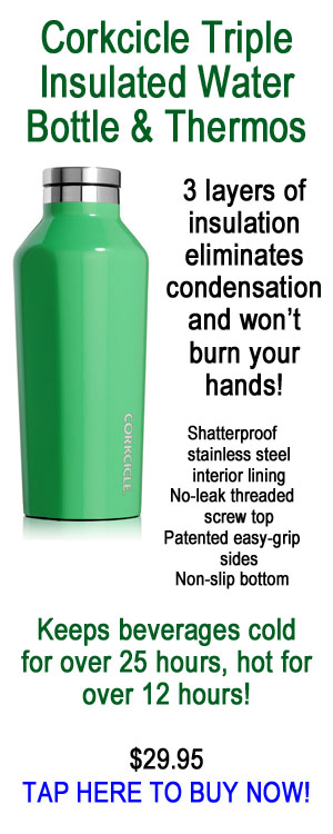 Insulated Water bottle & thermos