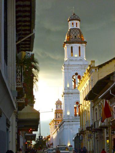 Expats in Ecuador