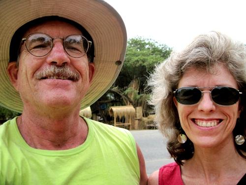 Profile Lin Schneider, ex-pat in Peru
