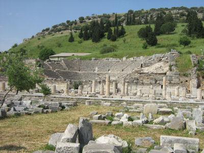 Aegean, Delos, Greece