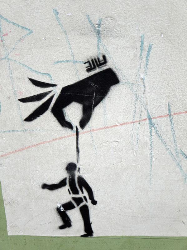 Bogota Colombia graffiti