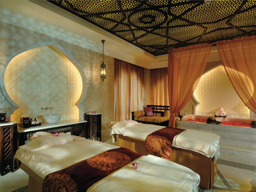 Spas in Abu Dhabi, Spa Travel, United Arab Emirates, Emirates Palace Spa, Emirates Palace