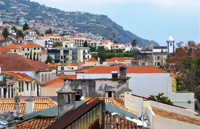 Madeira, Funchal, Portugal, travel