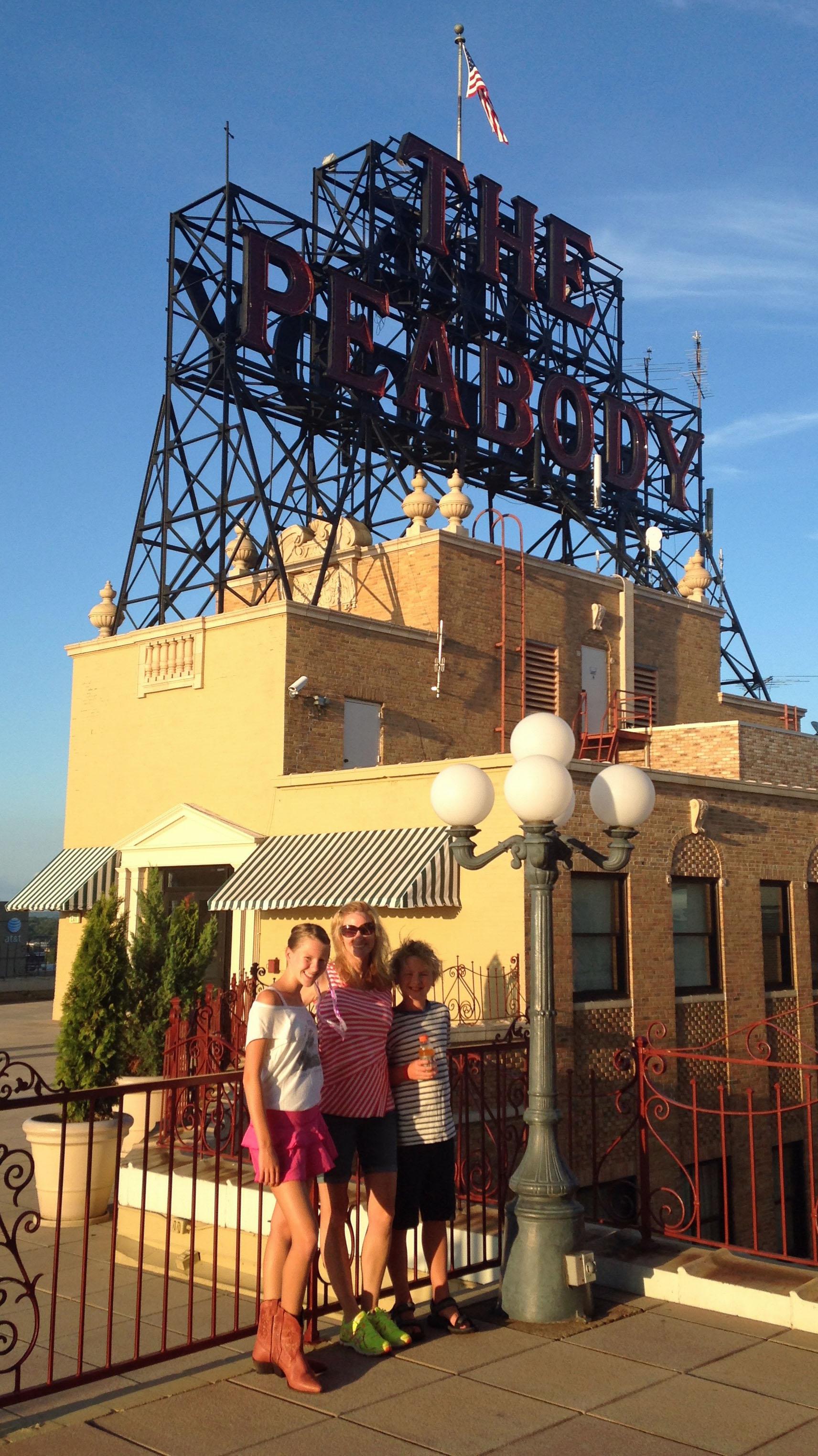 Peabody Hotel Duck Memphis