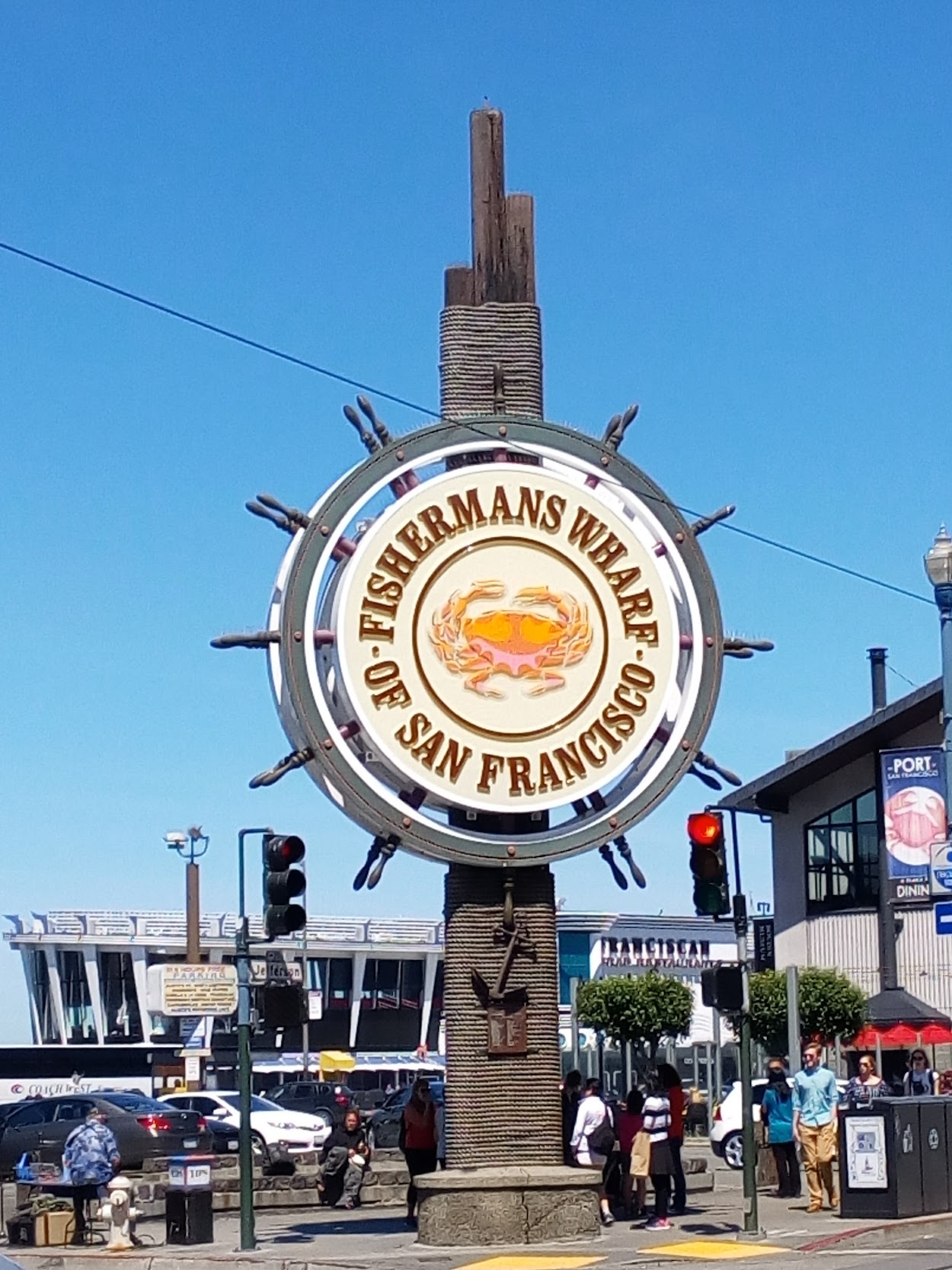 San Francisco Bay Area - Fishermans Wharf