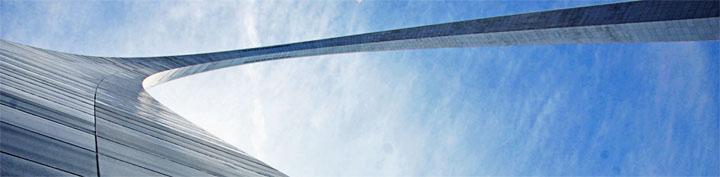 Gateway Arch, St. Louis, Missouri, thrill, ride, view