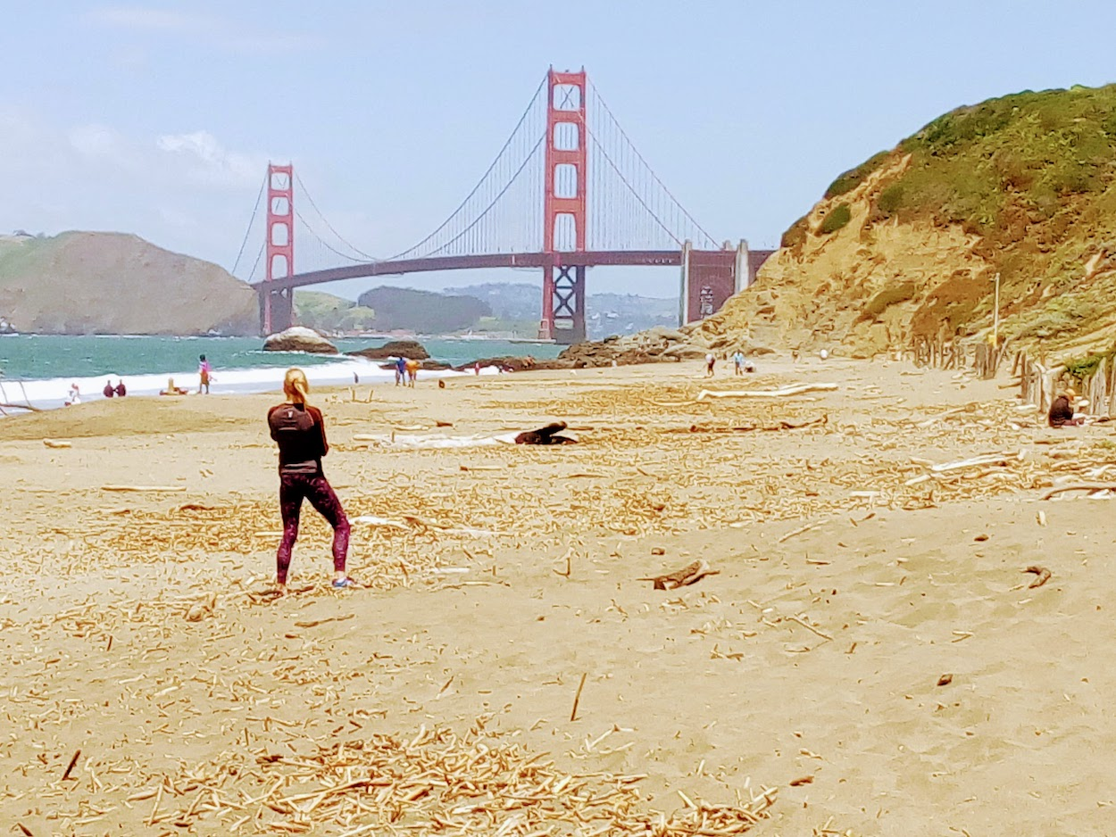 San Francisco Bay Area - Marshall Beach
