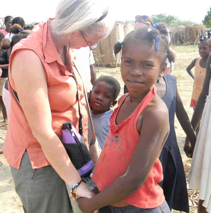 Celebrating Thanksgiving Haiti