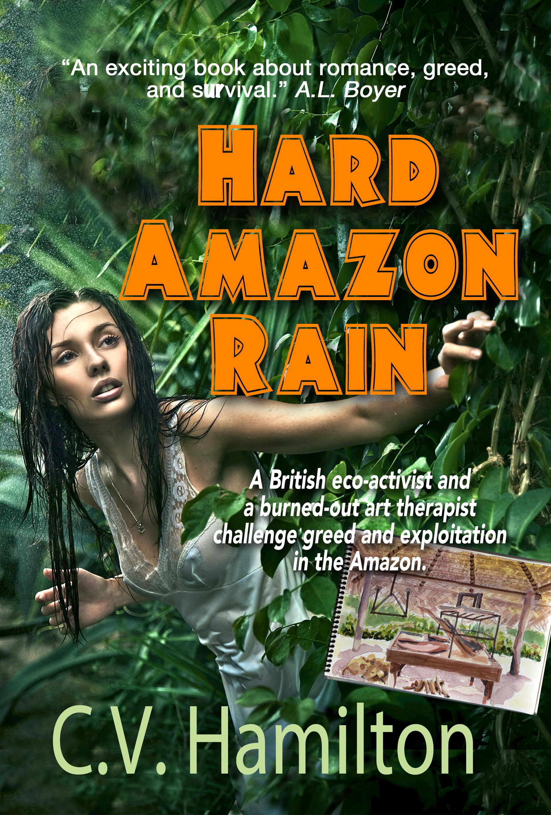 E for Explorama in the Amazon