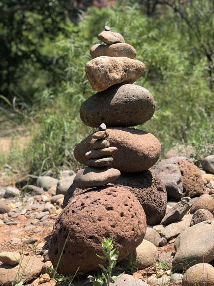 Joeann Fossland, Sedona, Arizona, Mii amo spa, retreat, Grand Canyon, relaxation, luxury resort, hiking, trails, rock climbing