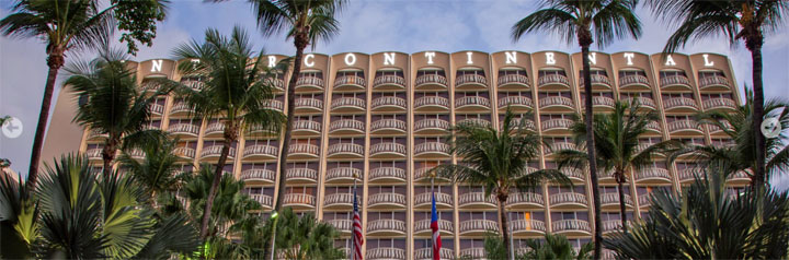 Intercontinental Hotel, San Juan, Puerto Rico, Caribbean
