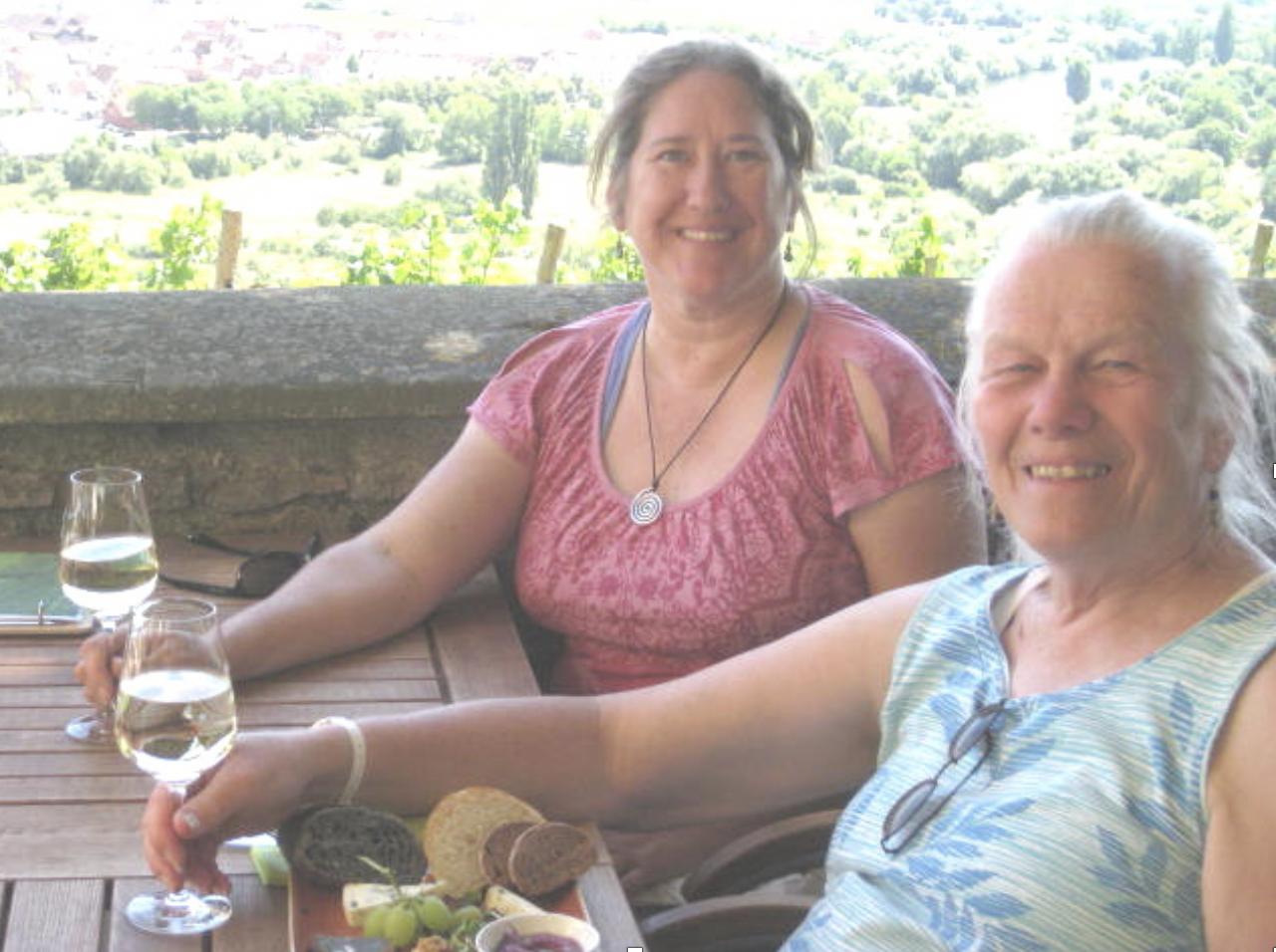 Central Germany, Obereisenheim, Nuernberg, Franconian countryside, Franks, Roman Empire, wine