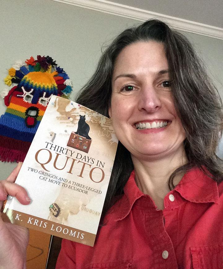 30 Days in Quito Kris Loomis