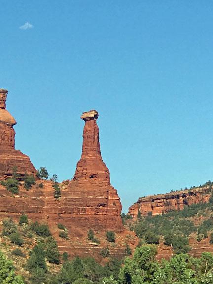 Joeann Fossland, Kachina Woman, vortex, Sedona, Arizona, Mii amo spa, retreat, Grand Canyon, hiking, trails