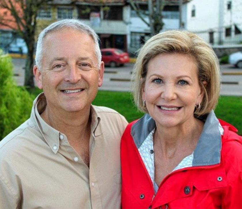 Keith and Tina Paul