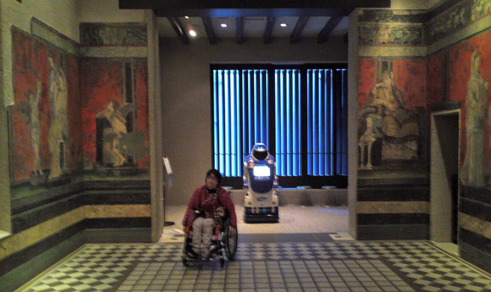 Wheelchair Travels with my daughter