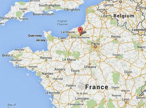 Image result for Rouen France