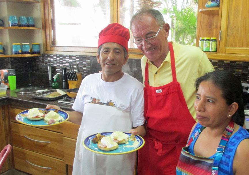 French Cooking Ecuador