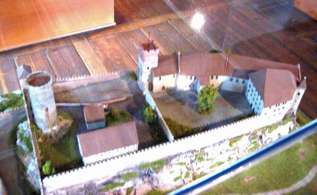 Nuremberg, Germany, old city, medieval, walls, Alstadt, northern Bavaria, trials, fortress, model, Nazis