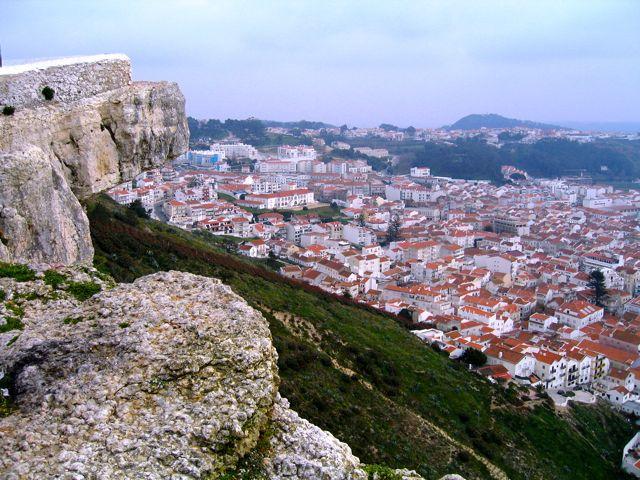 Nazaré in Portugal