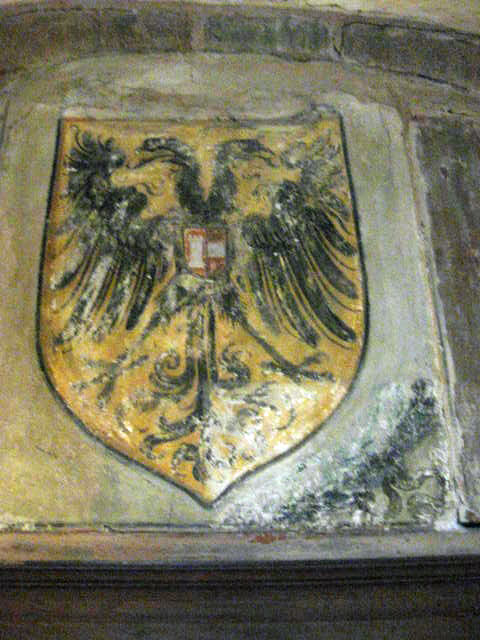 Nuremberg, Germany, old city, medieval, walls, Alstadt, northern Bavaria, trials, imperial eagle