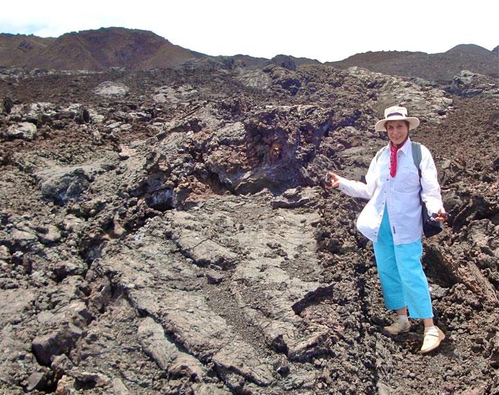 Galapagos Hike