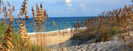 Outer Banks winter holiday