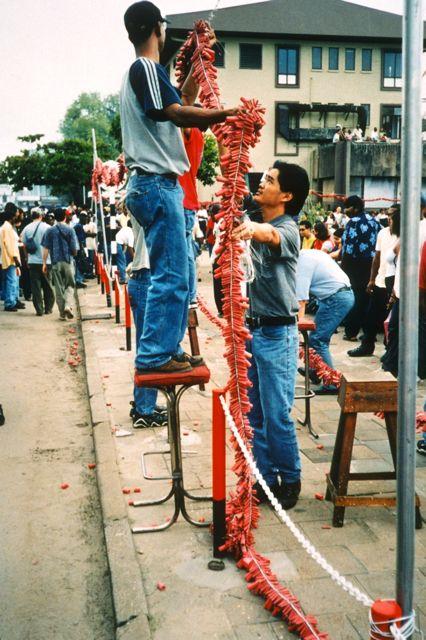 P for Pagara in Suriname