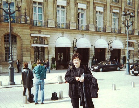 Paris With Marla
