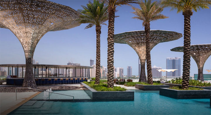 Spas in Abu Dhabi, Spa Travel, United Arab Emirates, The Rosewood