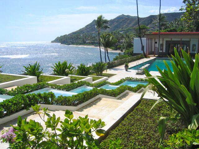 Shangri La, Oa'hu,  Hawai'i