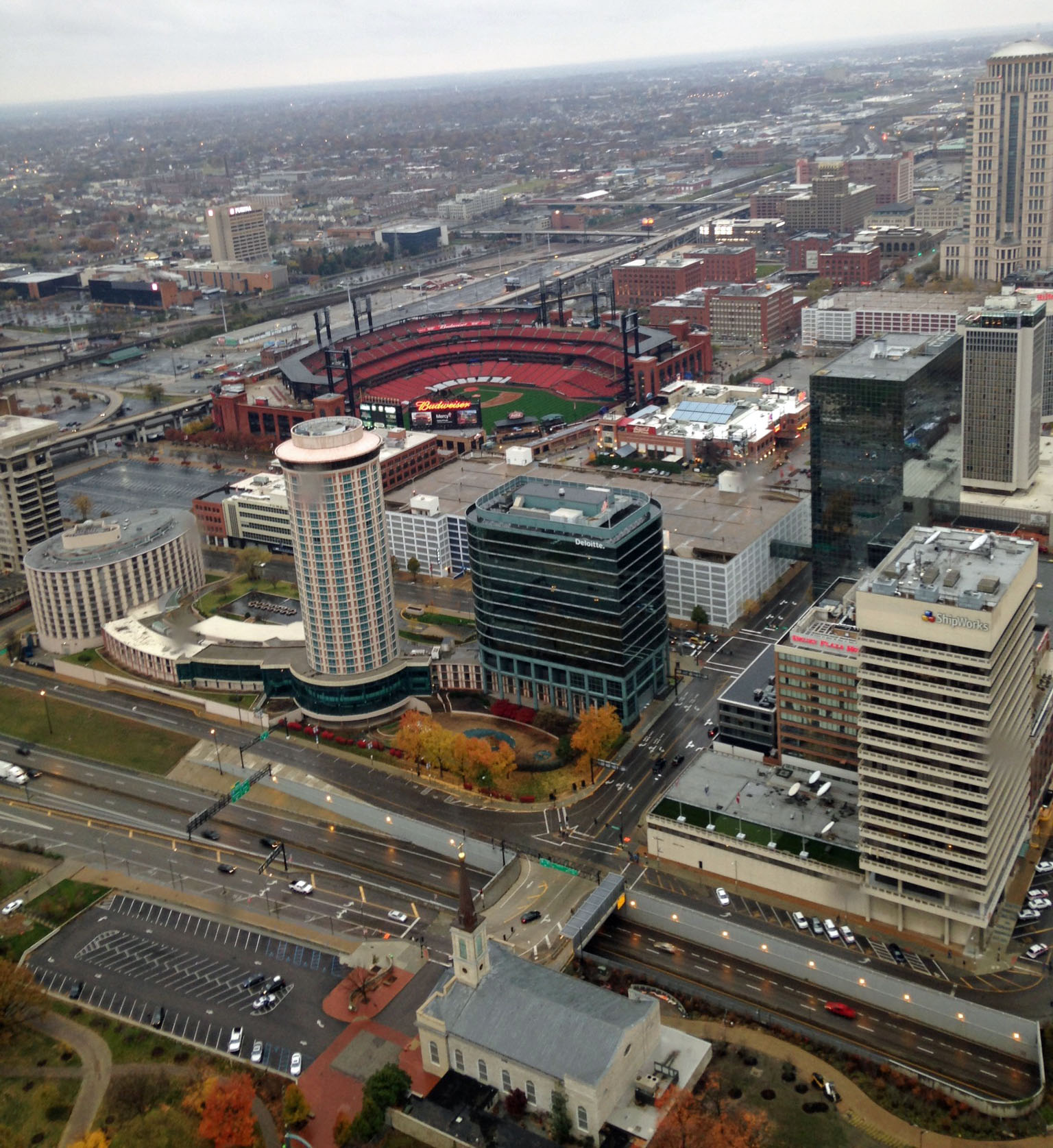 Gateway Arch, St. Louis, Missouri, thrill, ride, view, Mississippi, Illinois