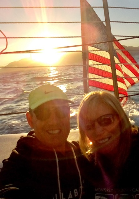 San Francisco Bay Area - Sunset cruise