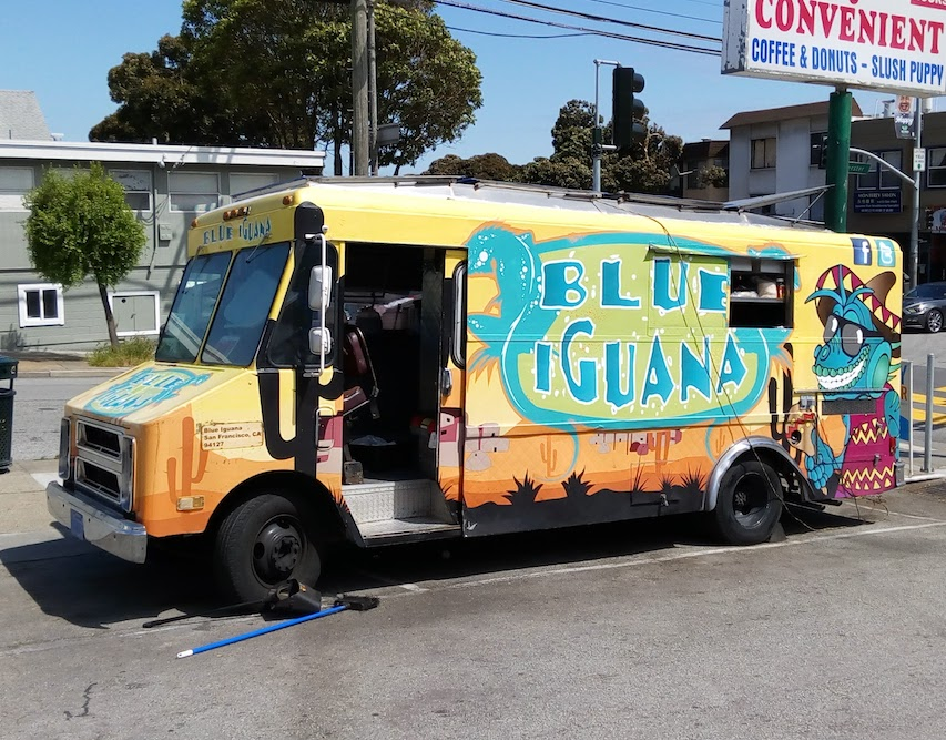 San Francisco Bay Area - Taco Truck