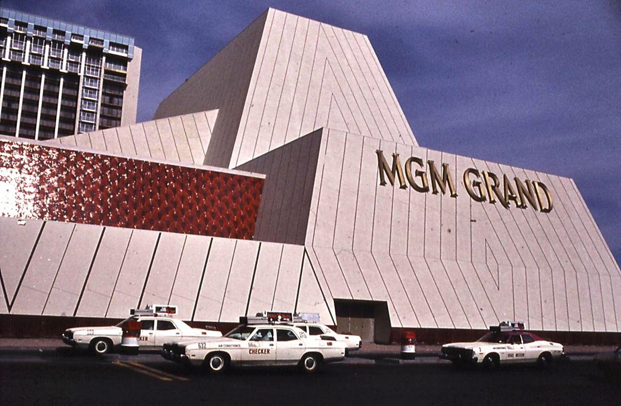 L Is For Las Vegas Memories
