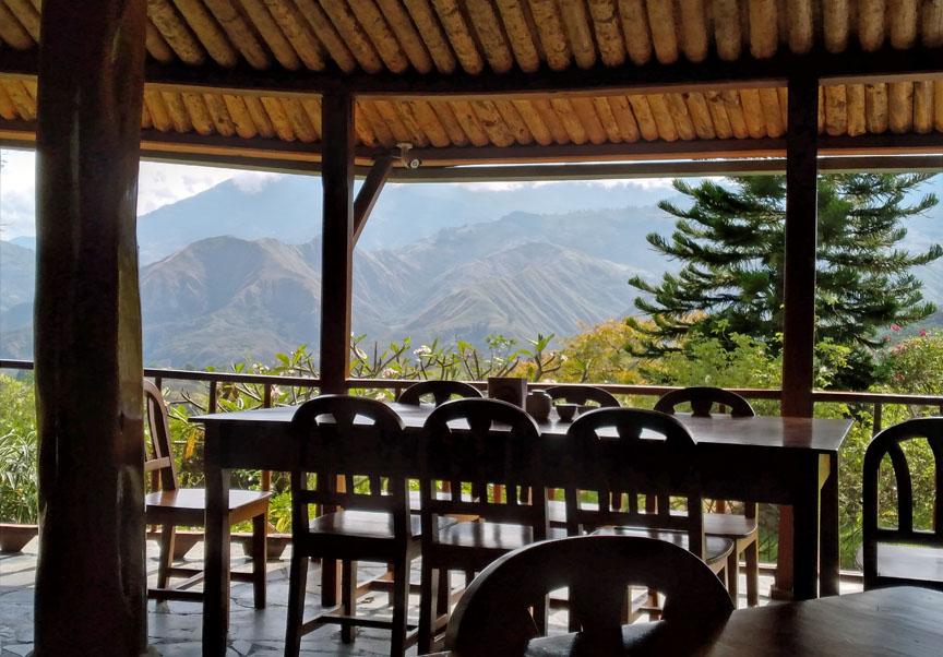 Hosteria Izhcayluma in Vilcabamba