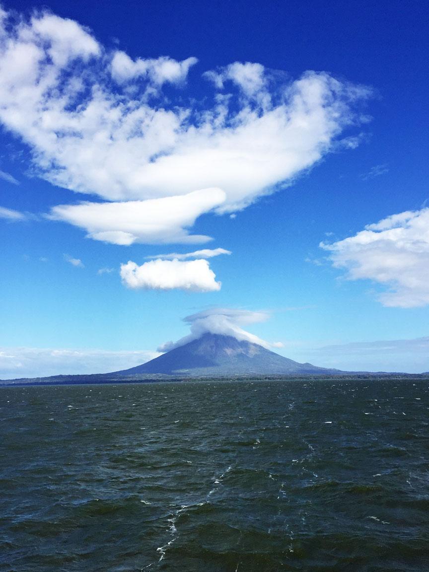 Ometepe Volcan Concepción Nicaragua